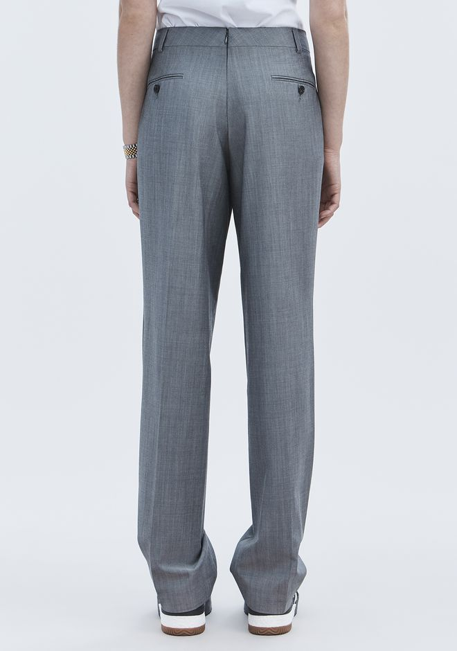 ALEXANDER WANG DECONSTRUCTED MEN'S TROUSER  PANTS Adult 12_n_d