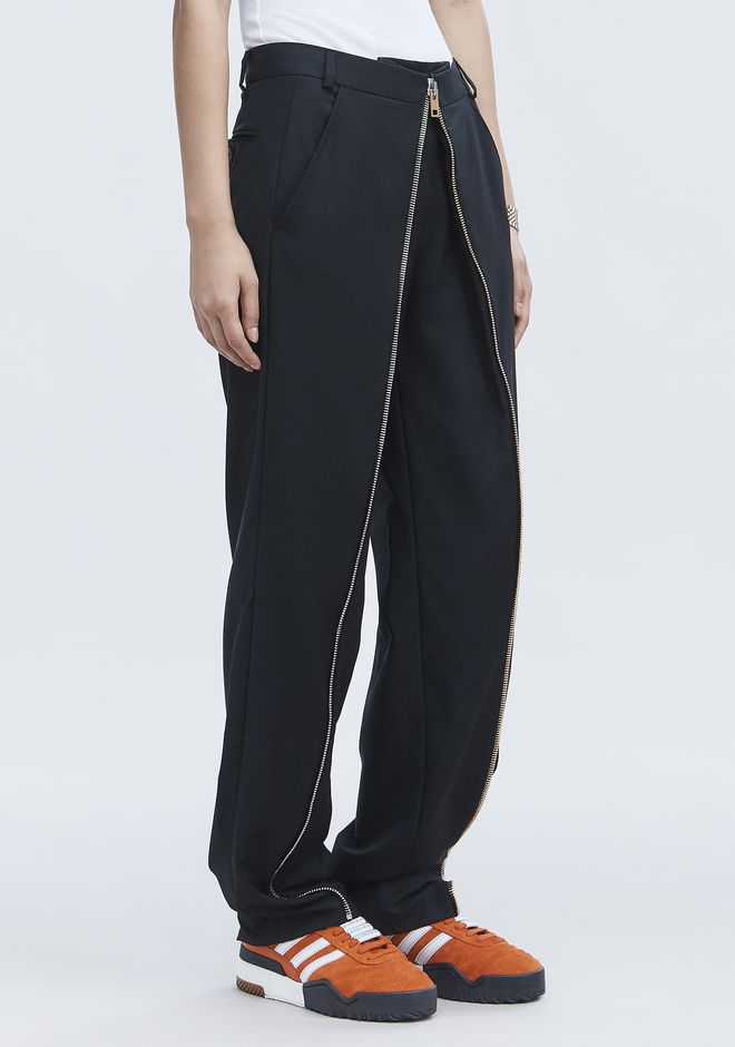ALEXANDER WANG DECONSTRUCTED MEN'S TROUSER  PANTS Adult 12_n_e