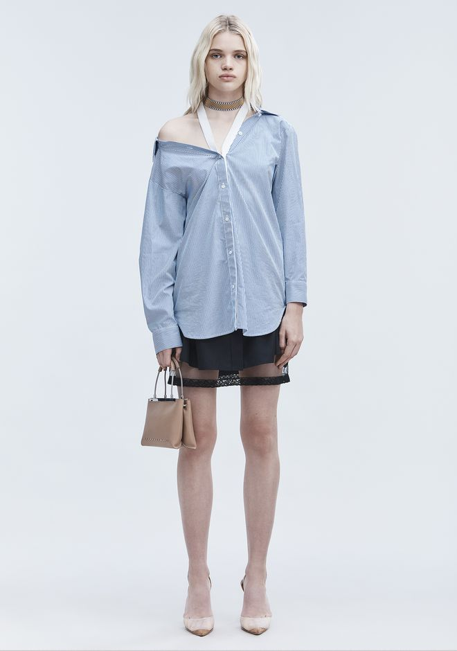ALEXANDER WANG DECONSTRUCTED SKIRT  半裙 Adult 12_n_f