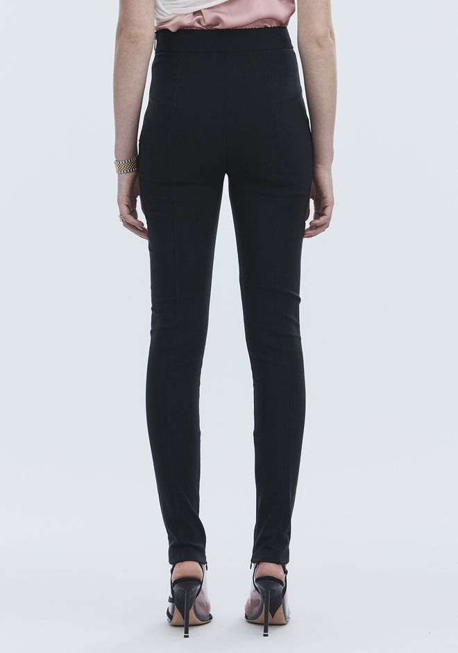 ALEXANDER WANG MESH LEGGINGS HOSEN Adult 12_n_a