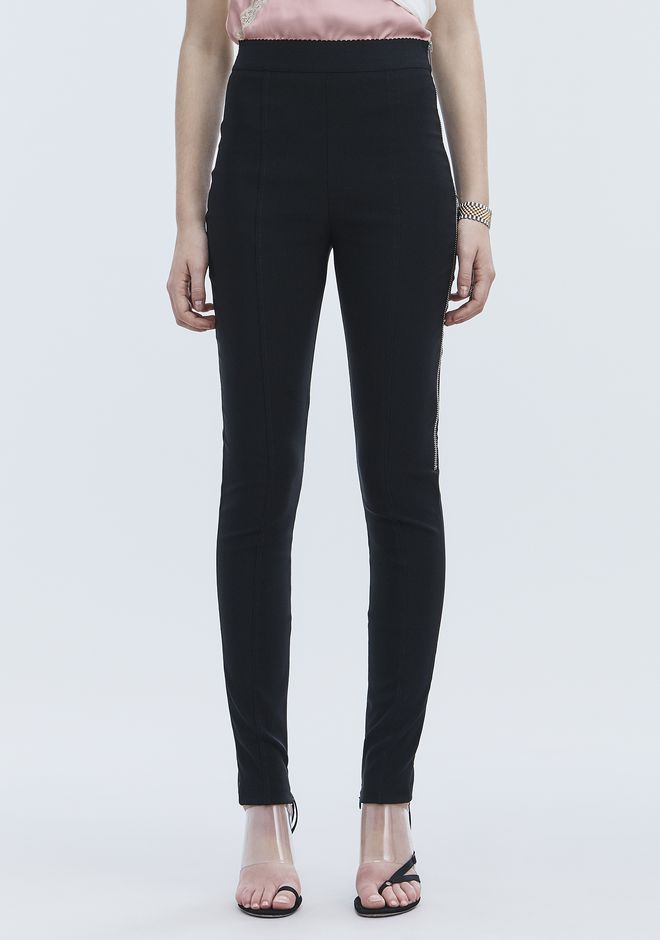 ALEXANDER WANG MESH LEGGINGS PANTS Adult 12_n_d