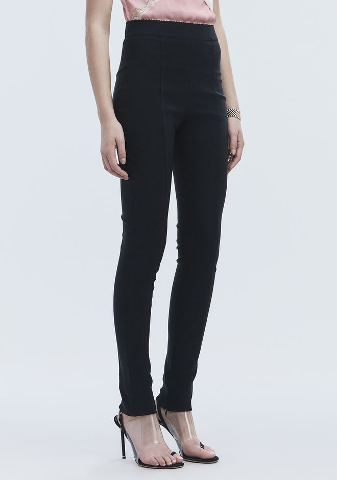 ALEXANDER WANG MESH LEGGINGS PANTS Adult 12_n_e