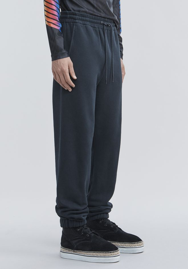 ALEXANDER WANG AWG SWEATPANTS PANTS Adult 12_n_e