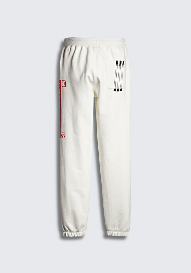 ALEXANDER WANG ADIDAS ORIGINALS BY AW GRAPHIC JOGGERS PANTS Adult 12_n_e