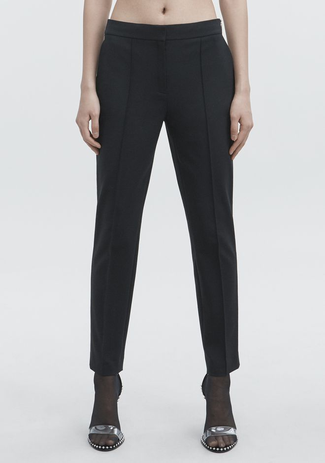 ALEXANDER WANG CIGARETTE PANTS PANTS Adult 12_n_a