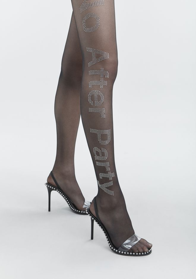 ALEXANDER WANG NO AFTER PARTY TIGHTS HOSEN Adult 12_n_r