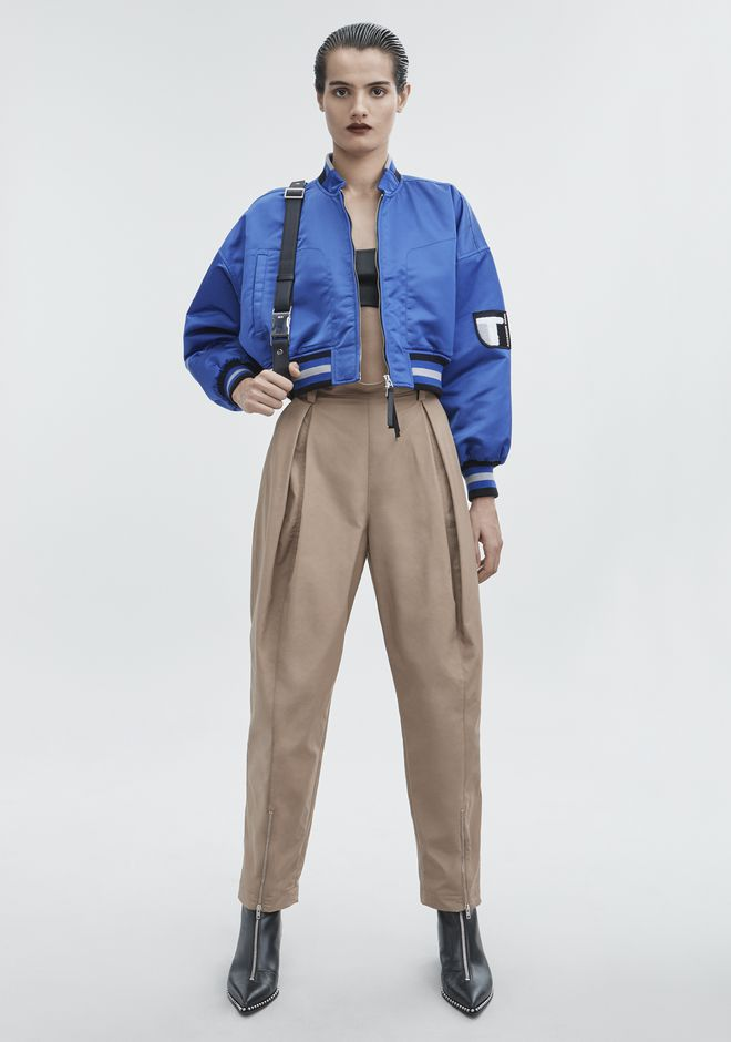 ALEXANDER WANG new-arrivals-ready-to-wear-woman SAFARI PANTS