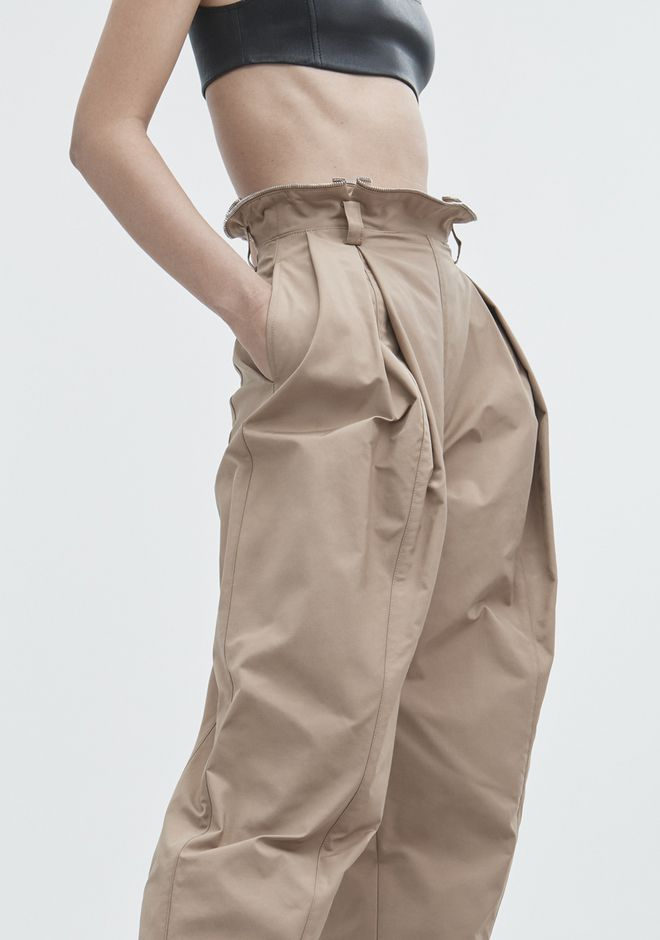 ALEXANDER WANG SAFARI PANTS PANTS Adult 12_n_d