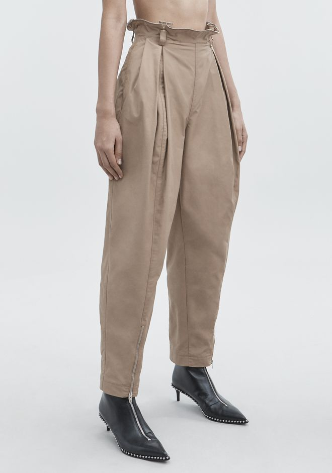 ALEXANDER WANG SAFARI PANTS PANTS Adult 12_n_e