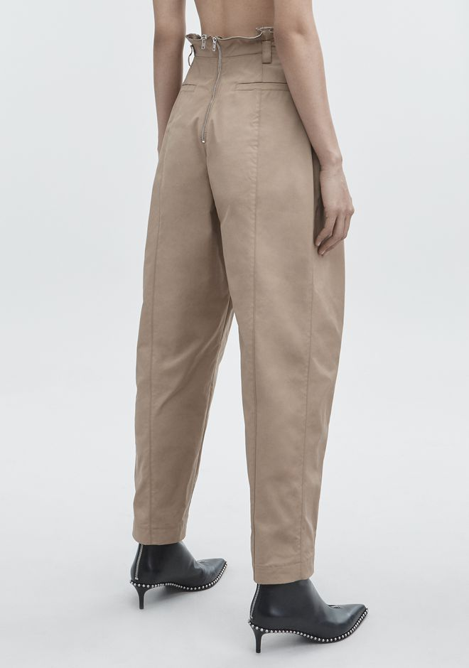 ALEXANDER WANG SAFARI PANTS PANTS Adult 12_n_r