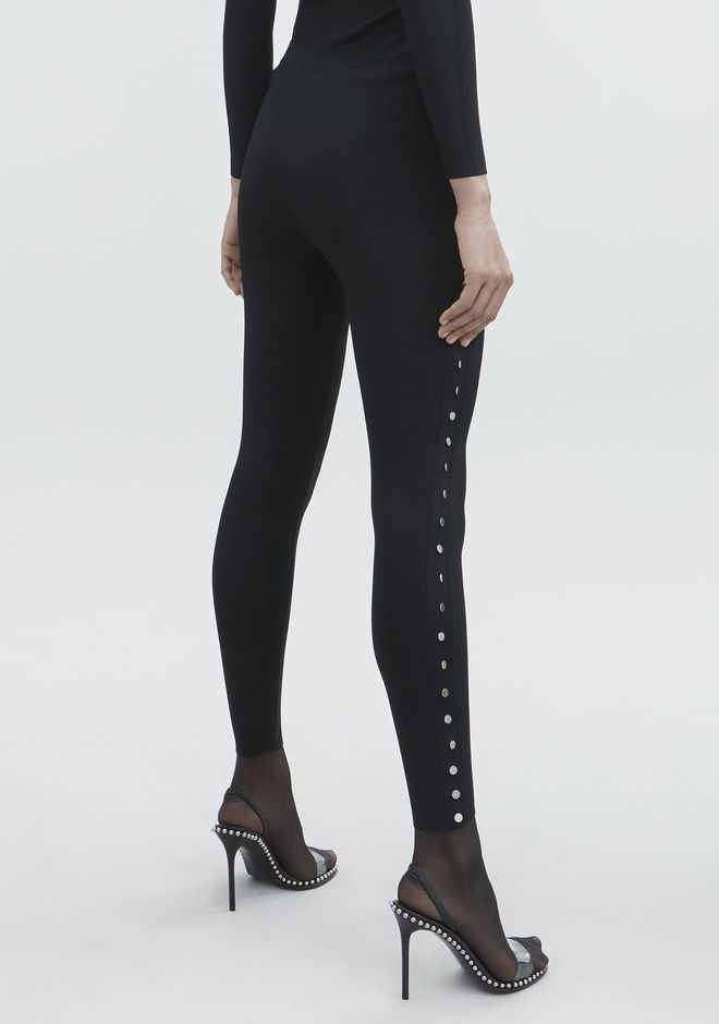 ALEXANDER WANG SNAP LEGGINGS パンツ Adult 12_n_r