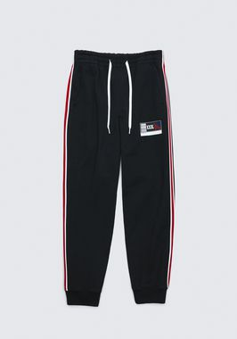 SPORT STRIPE SWEATPANTS