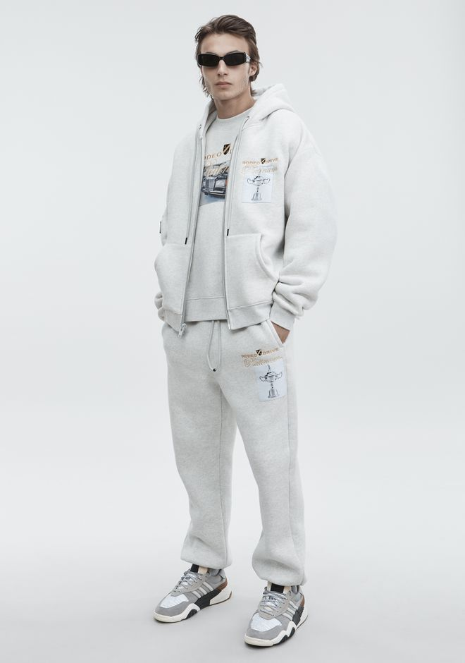 ALEXANDER WANG mens-new-apparel PLATINUM SWEATPANT