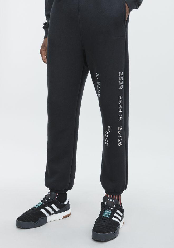 ALEXANDER WANG CREDIT CARD SWEATPANTS 裤装 Adult 12_n_r