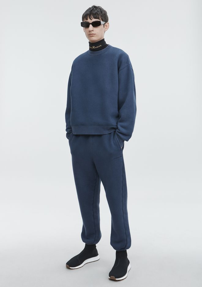 ALEXANDER WANG DRAWCORD SWEATPANT PANTS Adult 12_n_f