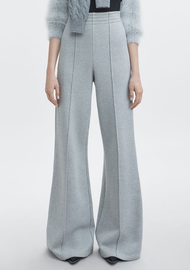 T by ALEXANDER WANG HIGH-WAIST PULL ON PANT PANTS Adult 12_n_a