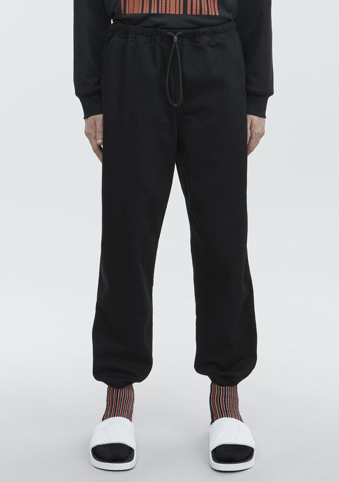 ALEXANDER WANG DENIM CHEF PANT PANTS Adult 12_n_a