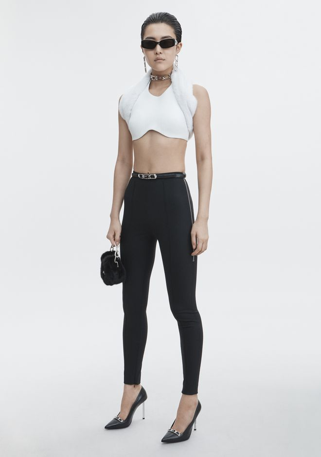 ALEXANDER WANG slrtwbtm TAILORED LEGGING