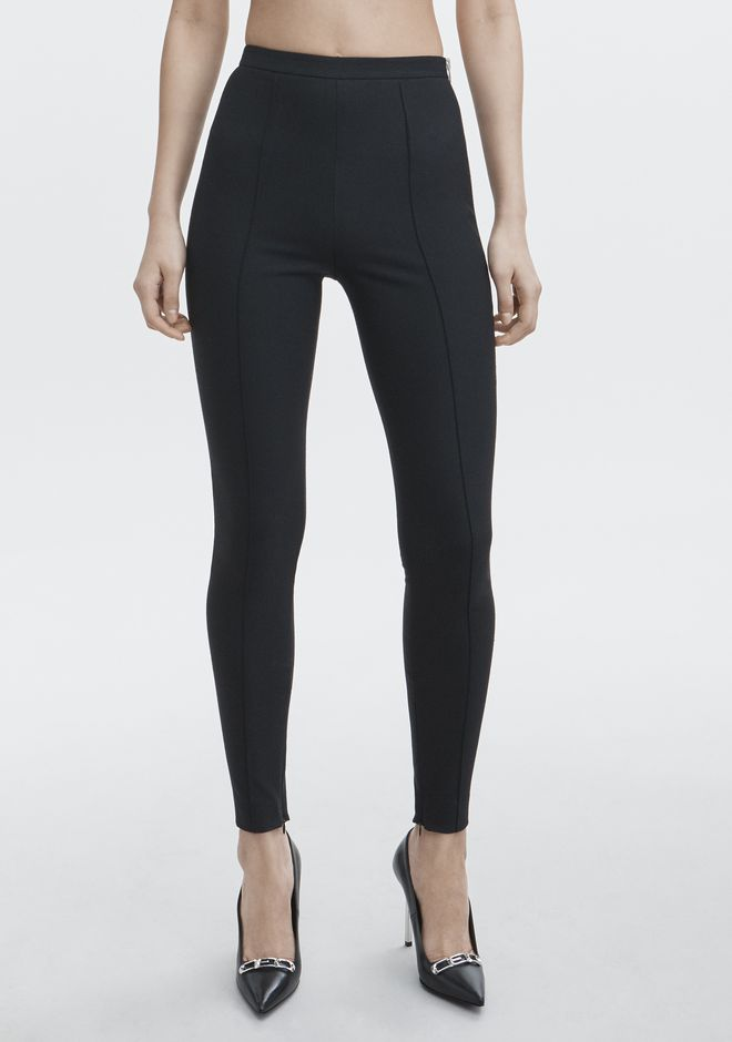 ALEXANDER WANG TAILORED LEGGING PANTS Adult 12_n_a