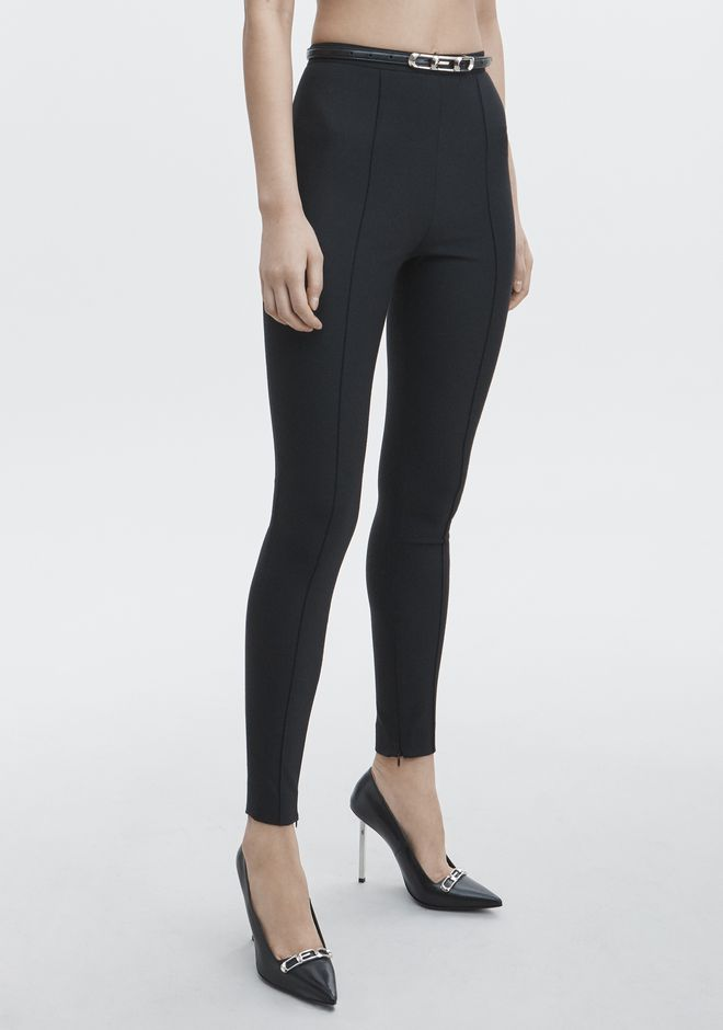 ALEXANDER WANG TAILORED LEGGING PANTS Adult 12_n_e