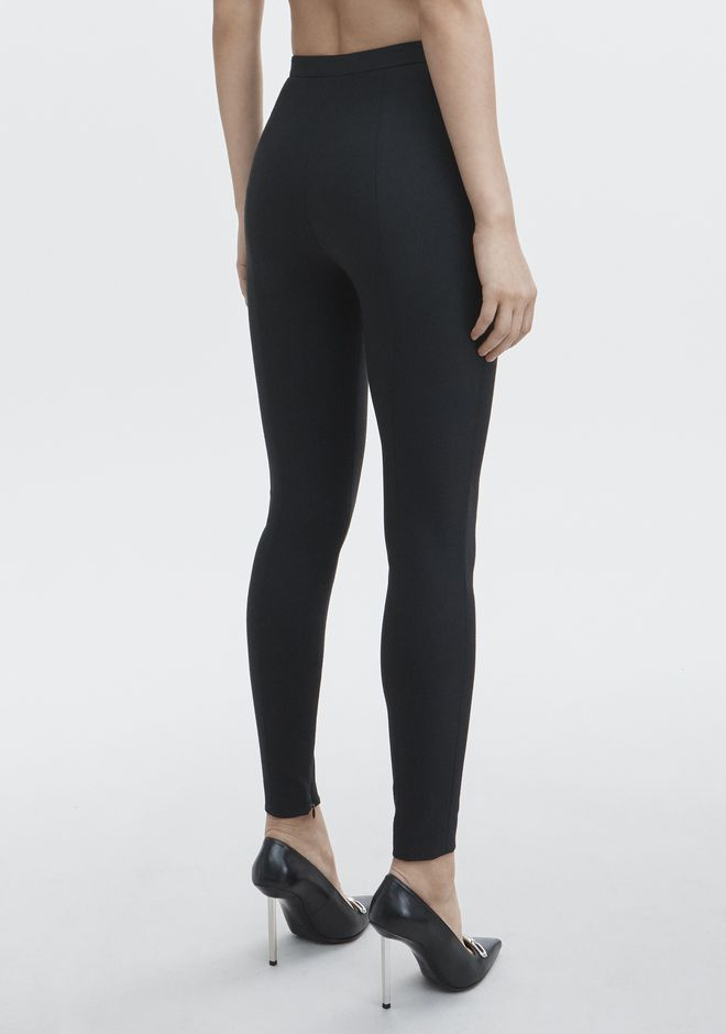 ALEXANDER WANG TAILORED LEGGING PANTS Adult 12_n_r