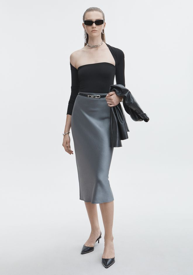 T by ALEXANDER WANG SKIRTS Women WASH & GO SKIRT