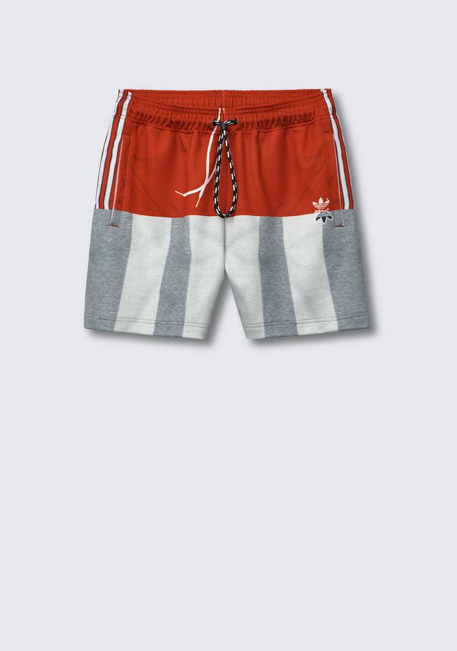 ALEXANDER WANG classic-men ADIDAS ORIGINALS BY AW PHOTOCOPY SHORTS
