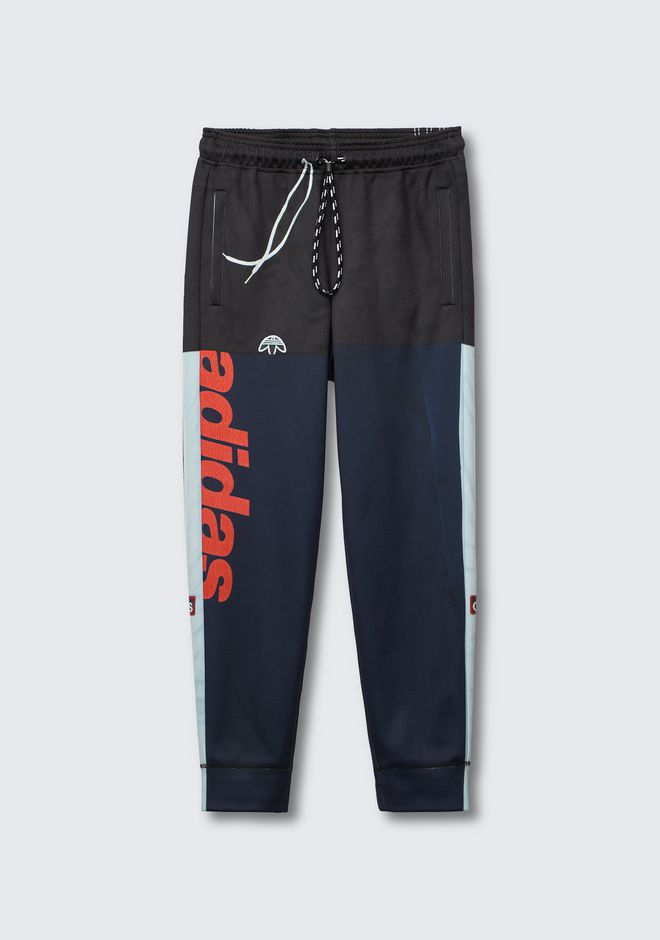 ALEXANDER WANG ADIDAS ORIGINALS BY AW PHOTOCOPY TRACK PANTS PANTS Adult 12_n_a