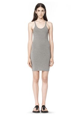 MODAL SPANDEX CAMI TANK DRESS