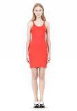 T by ALEXANDER WANG MODAL SPANDEX CAMI TANK DRESS Short Dress Adult 8_n_f