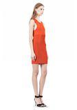 ALEXANDER WANG TUBULAR STRIPE TANK DRESS Short Dress Adult 8_n_e
