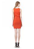 ALEXANDER WANG TUBULAR STRIPE TANK DRESS Short Dress Adult 8_n_r