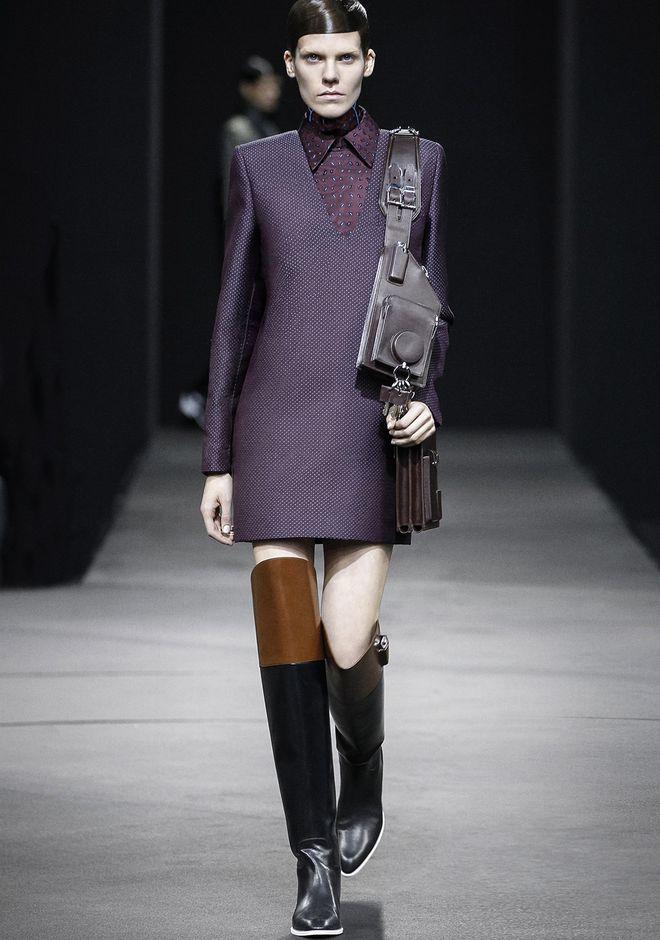 ALEXANDER WANG SHORT SLEEVE TUNIC DRESS WITH SHIRT COLLAR Short Dress Adult 12_n_a