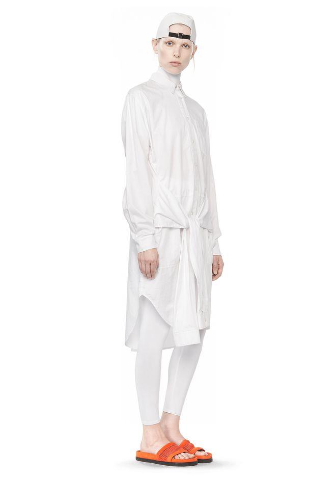 100 cotton t shirt dress binny u0027favela u0027stripe cott