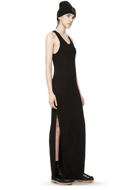 CLASSIC TANK DRESS WITH CHEST POCKET