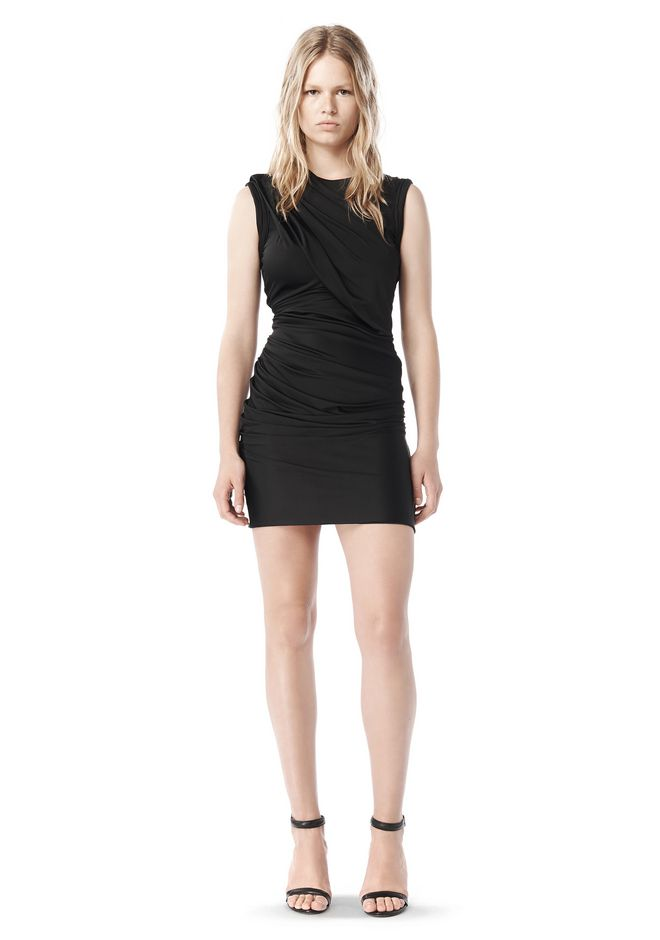 drapes main productpage h draped dress ladies jersey en black m