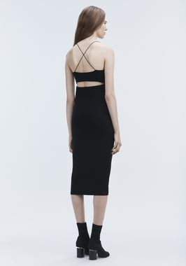 CUT OUT MODAL CAMI DRESS