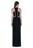 ALEXANDER WANG V-NECK FISHLINE GOWN Long dress Adult 8_n_r