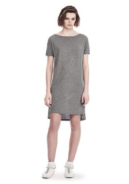 CLASSIC BOATNECK DRESS WITH POCKET