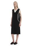 T by ALEXANDER WANG SLEEVELESS V-NECK DRESS  Short dress Adult 8_n_f