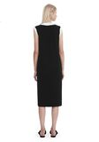 T by ALEXANDER WANG SLEEVELESS V-NECK DRESS  Short dress Adult 8_n_r