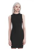 T by ALEXANDER WANG COMPACT STRETCH MINI DRESS Short dress Adult 8_n_e