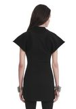 ALEXANDER WANG HYBRID SWEATSHIRT MINI DRESS Short dress Adult 8_n_d