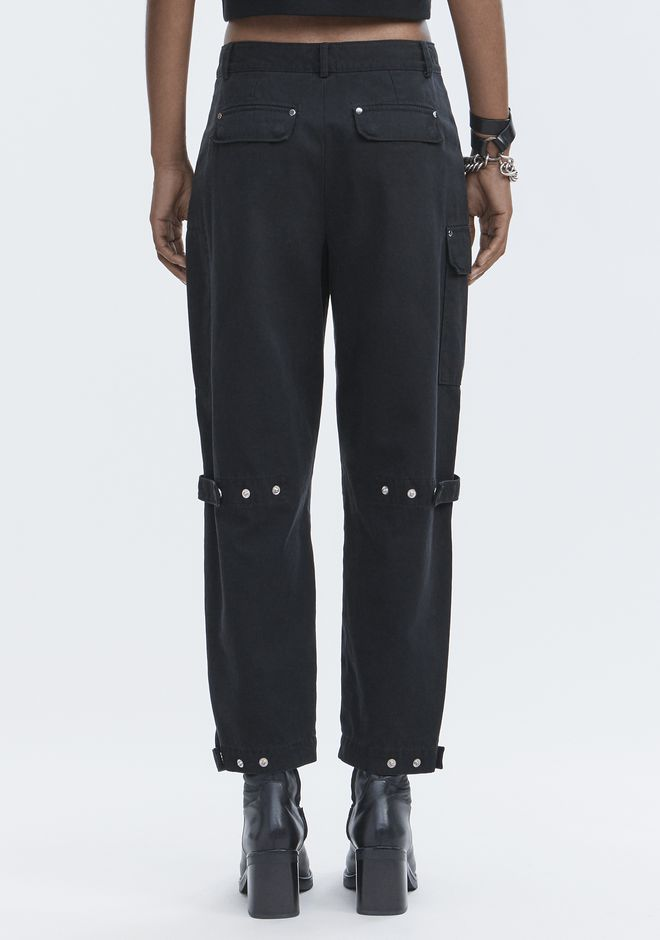T by ALEXANDER WANG CARGO PANTS PANTS Adult 12_n_a