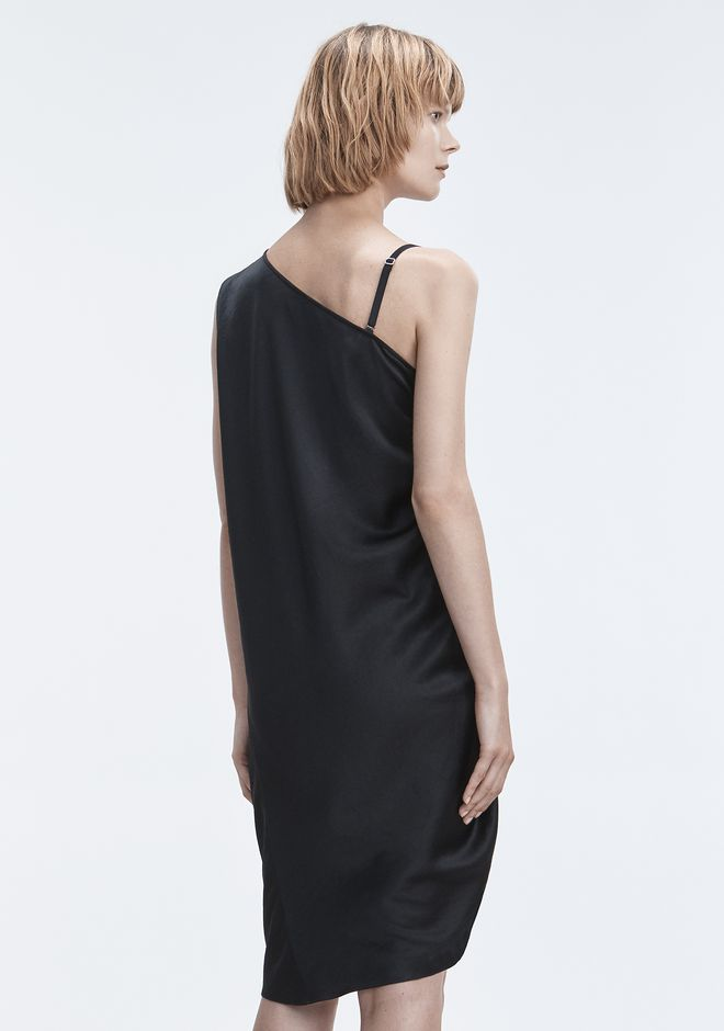 T by ALEXANDER WANG RUCHED DRESS  Short dress Adult 12_n_e