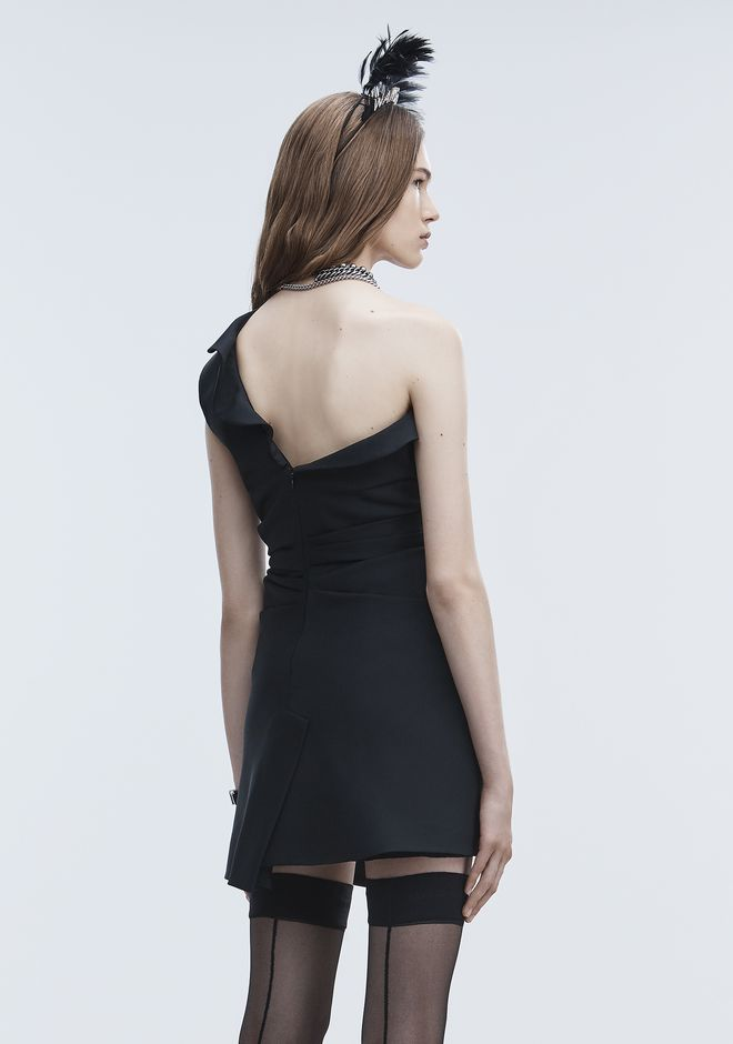 ALEXANDER WANG TUXEDO DRESS Short dress Adult 12_n_e