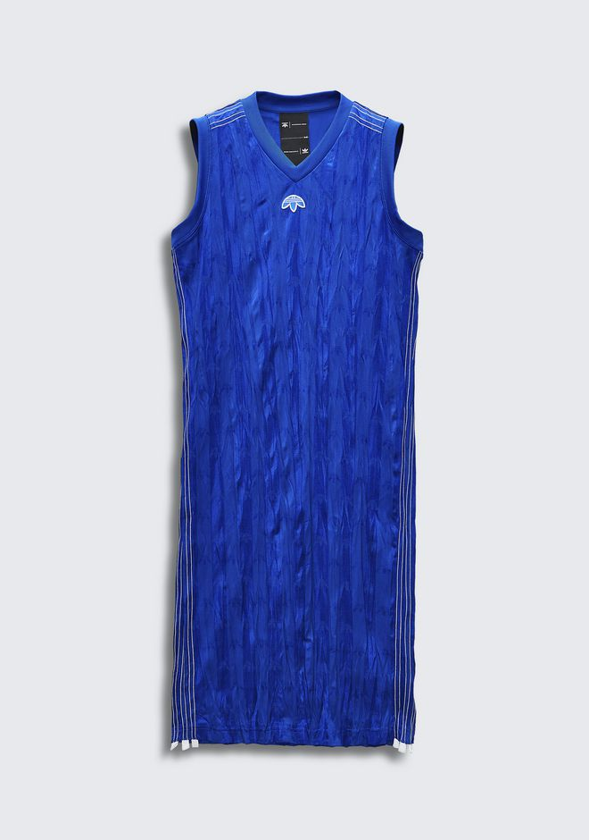 Tank Dress in Blue adidas Originals by Alexander Wang 2018 Cheap Sale Cheap Fashionable Many Kinds Of Cheap Price Free Shipping Find Great Buy Cheap Low Price Fee Shipping kVy6qs