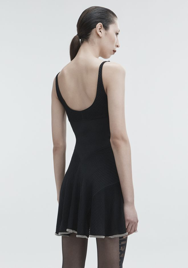 ALEXANDER WANG BALLCHAIN CAMI DRESS 短款连衣裙 Adult 12_n_e