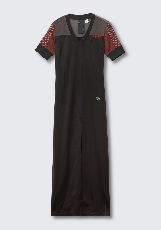 ALEXANDER WANG 3/4 Length dresses Women ADIDAS ORIGINALS BY AW DISJOIN DRESS