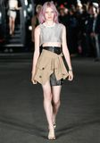 ALEXANDER WANG DECONSTRUCTED TRENCH SKIRT  SKIRT Adult 8_n_a